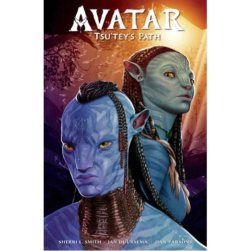 James Cameron's Avatar Tsu'tey's Path (Paperback)