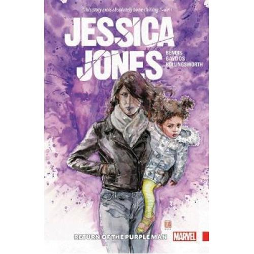 Jessica Jones Vol. 3: Return of the Purple Man (Paperback)