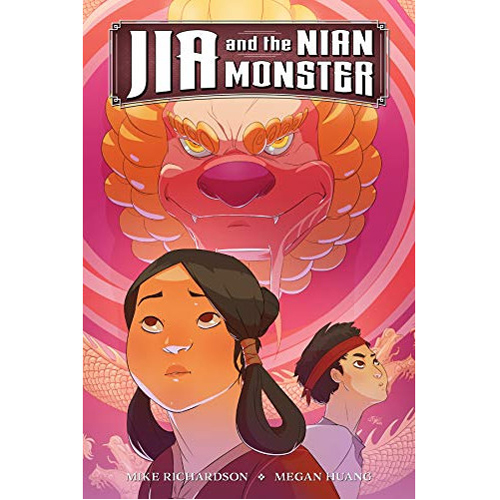 Jia and the Nian Monster (Paperback)