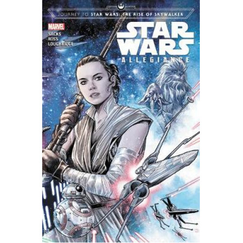 Journey To Star Wars: The Rise Of Skywalker - Allegiance (Paperback)