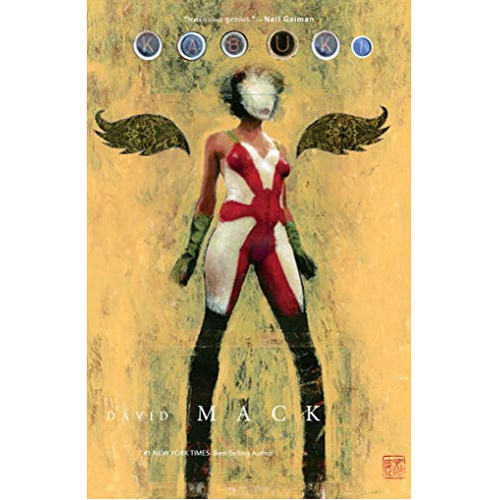 Kabuki Omnibus Volume 1 (Paperback)