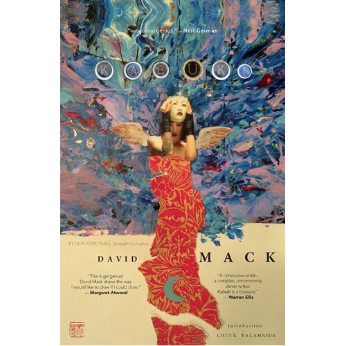 Kabuki Omnibus Volume 3 (Paperback)