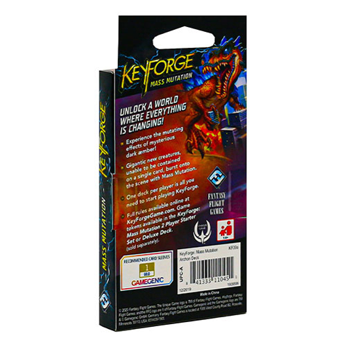 KeyForge: Mass Mutation Archon Pack