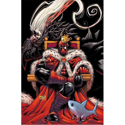 King Deadpool Vol. 2 (Paperback)