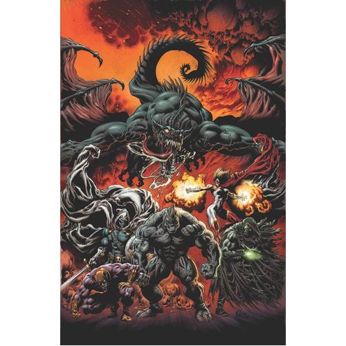 King in Black: Thunderbolts (Paperback)
