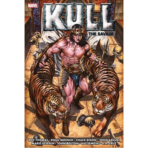 Kull: Savage Sword The Original Marvel Years Omnibus (Hardback)