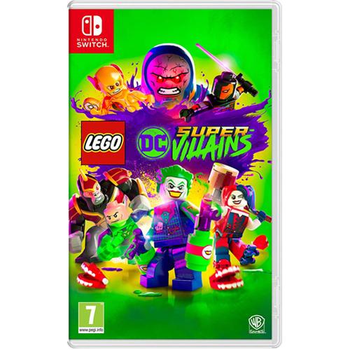 LEGO DC: Super-Villains (Code In Box) - Nintendo Switch