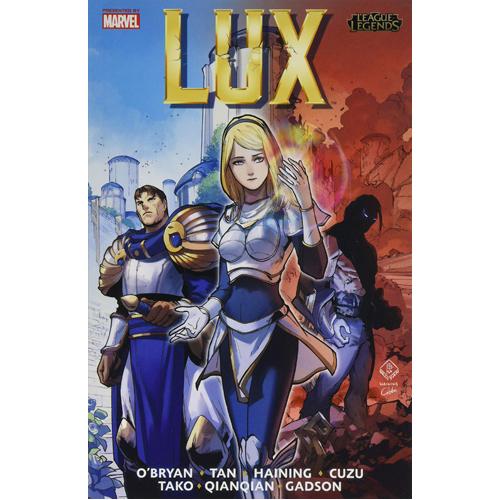 League of Legends: Lux (Paperback)