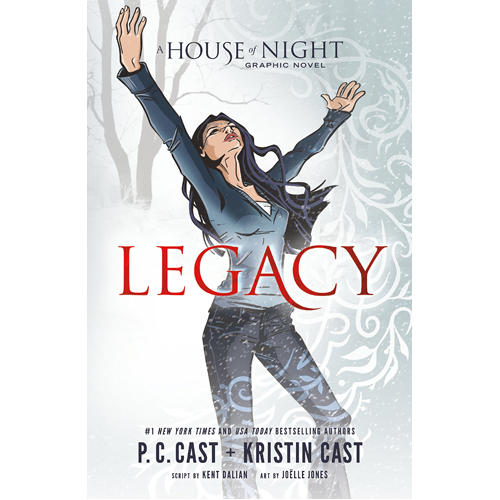 Legacy: A House of Night Graphic Novel (Paperback)