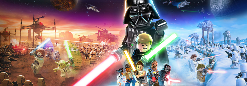 Lego Skywalker Saga Feature