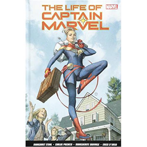 Life of Captain Marvel, The (Hardback)