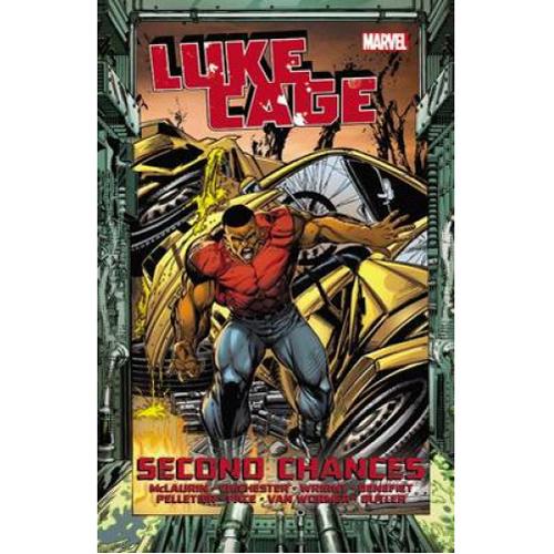 Luke Cage: Second Chances Vol. 2 (Paperback)