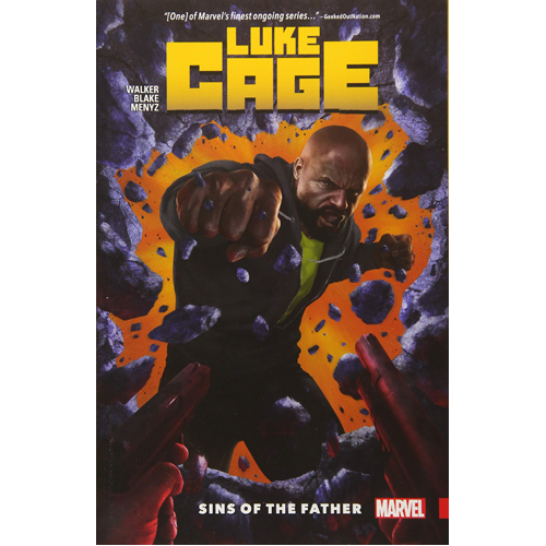 Luke Cage Vol. 1: Sins of the Father (Paperback)