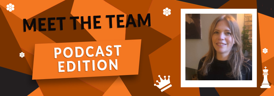 podcast meet the team Eloise