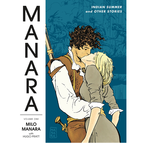 Manara Library Volume 1: Indian Summer and Other Stories (Paperback)