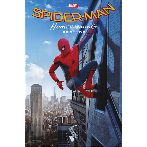 Marvel Cinematic Collection Vol. 1: Spider-Man: Homecoming Prelude (Paperback)