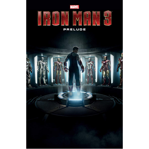 Marvel Cinematic Collection Vol. 3: Iron Man Prelude (Paperback)