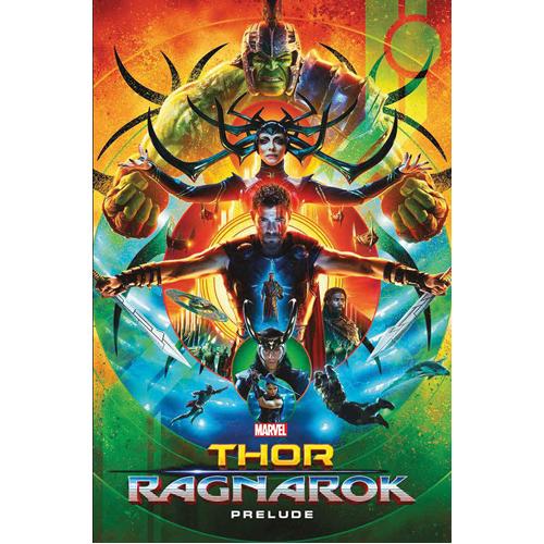 Marvel Cinematic Collection Vol. 8: Thor: Ragnarok Prelude (Paperback)