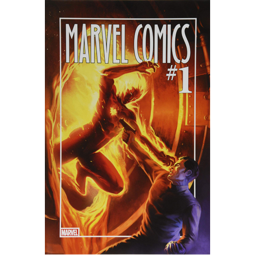 Marvel Comics #1 80th Anniversary Edition (Hardback)