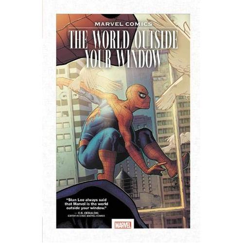 Marvel Comics: The World Outside Your Window (Hardback)