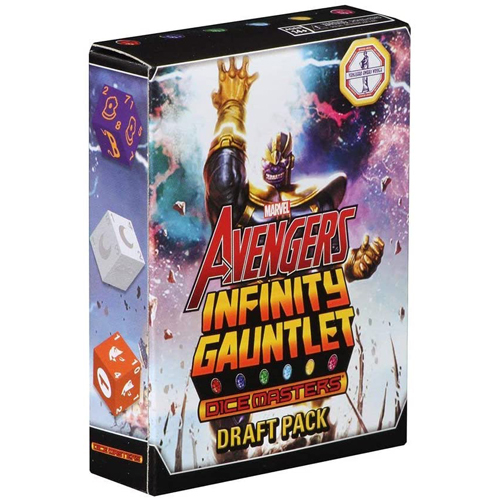 Marvel Dice Masters: Avengers Infinity Gauntlet Draft Pack