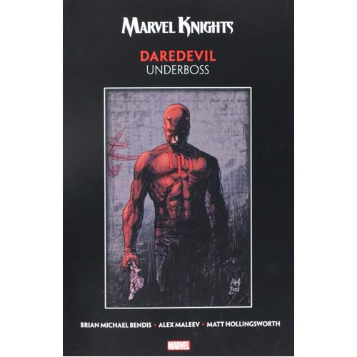 Marvel Knights: Daredevil by Bendis & Maleev - Underboss (paperback)