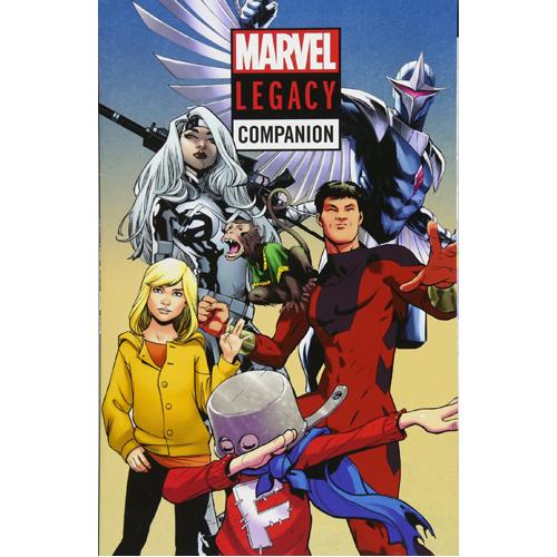 Marvel Legacy Companion (Paperback)