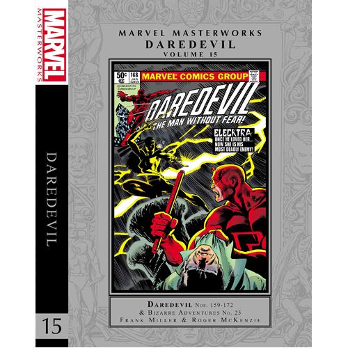Marvel Masterworks: Daredevil Vol. 15 (Hardback)