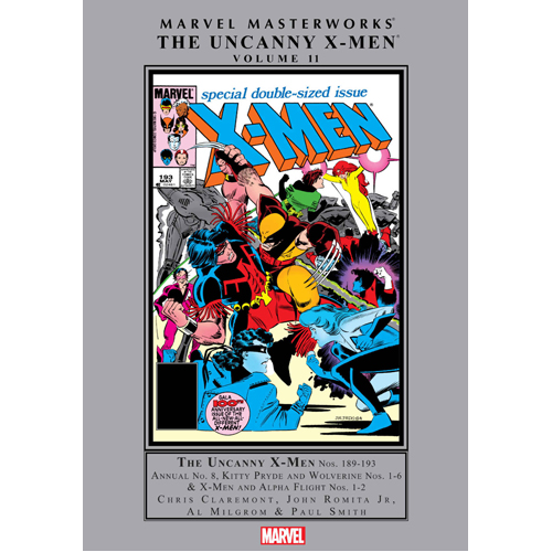 Marvel Masterworks: The Uncanny X-Men Vol. 11 (Hardback)