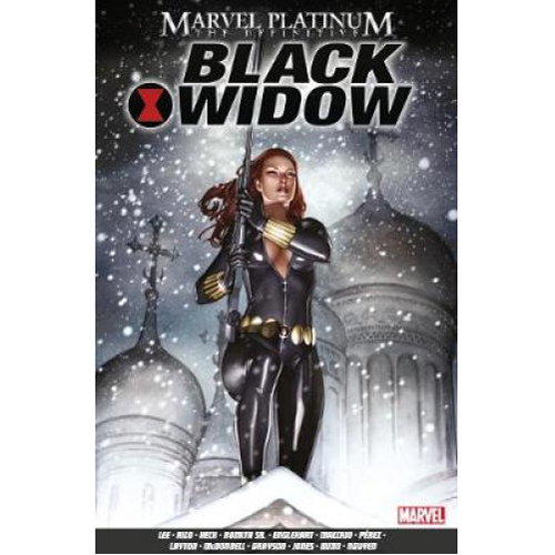 Marvel Platinum: The Definitive Black Widow (Paperback)