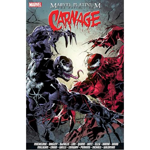Marvel Platinum: The Definitive Carnage (Paperback)