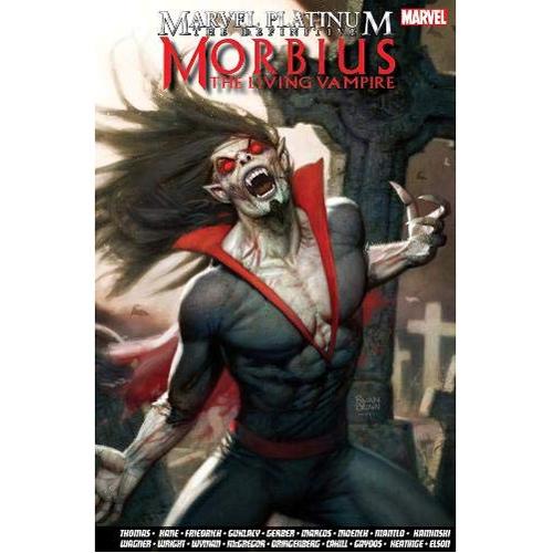 Marvel Platinum: The Definitive Morbius: The Living Vampire (Paperback)