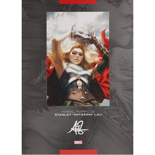Marvel Portfolio: Artgerm (Hardback)