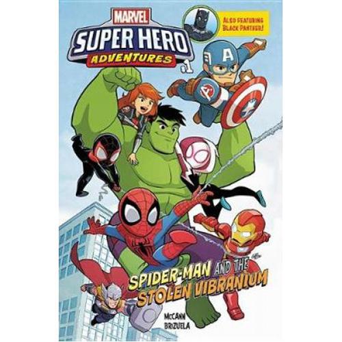 Marvel Super Hero Adventures: To Wakanda and Beyond (Hardback)