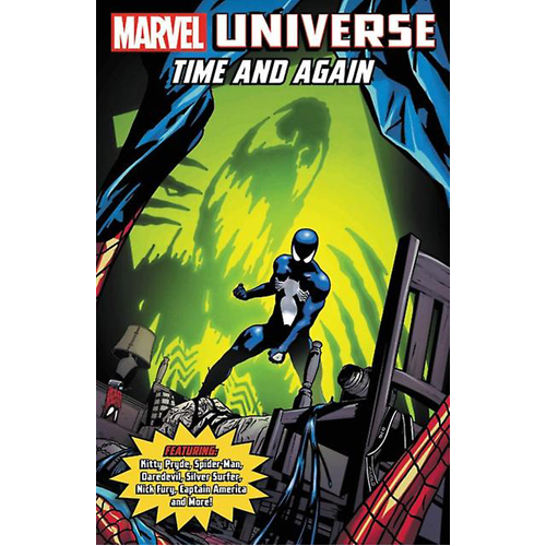 Marvel Universe: Time and Again (Paperback)
