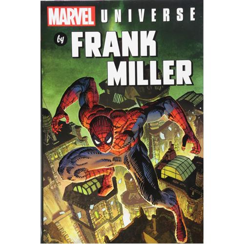 Marvel Universe by Frank Miller Omnibus (Hardback)