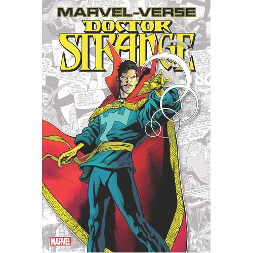 Marvel-Verse: Doctor Strange (Paperback)