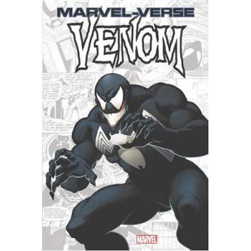 Marvel-Verse: Venom (Paperback)