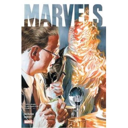 Marvels 25th Anniversary Hardcover Edition (Hardback)