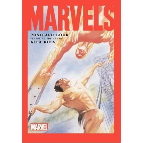 Marvels Postcard Book (Paperback)