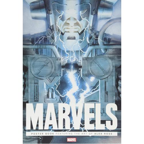 Marvels Poster Book (Paperback)