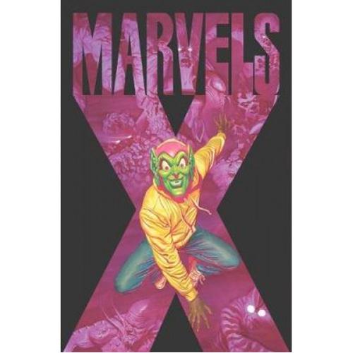 Marvels X (Paperback)