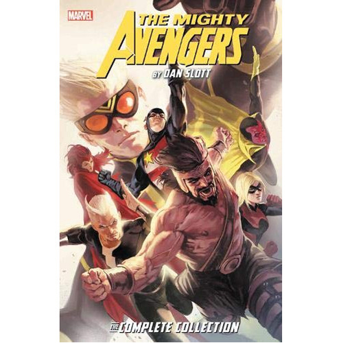 Mighty Avengers by Dan Slott: The Complete Collection (Paperback)