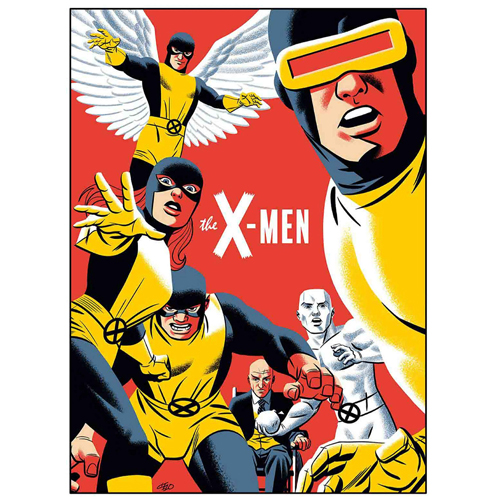 Mighty Marvel Masterworks: The X-Men Vol. 1 - The Strangest Super-Heroes of All (Paperback)