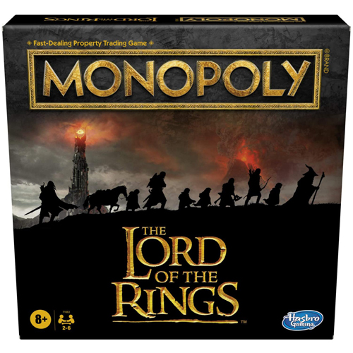 Monopoly Lord Of The Rings