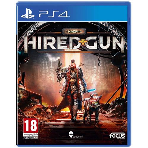 Necromunda: Hired Gun - PS4