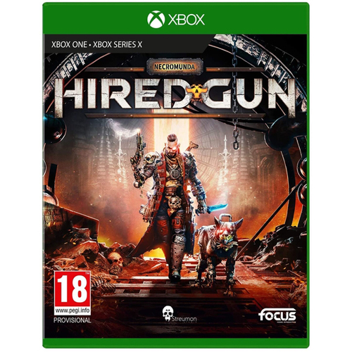 Necromunda: Hired Gun - Xbox One/Xbox Series X