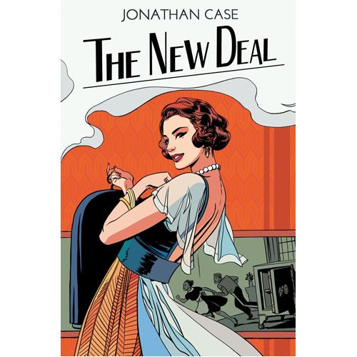New Deal, The (Hardback)
