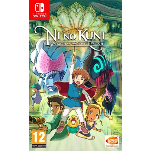 Ni No Kuni: Wrath of the White Witch Remastered - Nintendo Switch