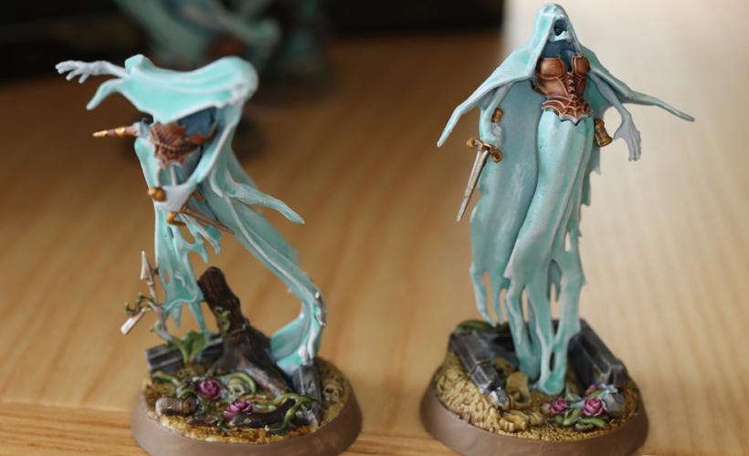 Nighthaunt miniatures 2